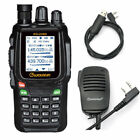 Wouxun KG-UV8D Dual-Band 134-174/400-520 MHz Two-way Radio Transceiver + Speaker