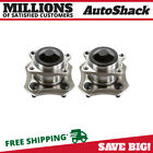 2 New Rear Wheel Hub Bearing Assembly Pair Set fits 2000 2005 Toyota Echo