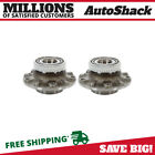 Pair 2 Front Wheel Hub Bearing Assembly 5 Stud for BMW 1992 2005 325i 96 00 328i