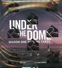 Under the Dome Season 1 Trading Cards Factory Sealed Box w 2 Autographs