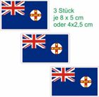 3 Car Boat Caravan Truck Bike Banner Sticker New South Wales