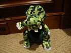 Webkinz PLUSH ONLY -  CAMO CROC  - JUST the PLUSH !!!