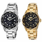 Invicta Mens Pro Diver Stainless Steel