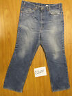 Vintage levis 517 USA boot cut jean used 38x30 2265H