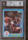 1986 Star Best of the New #1 Patrick Ewing BGS 9 w 9.5 9 9 9