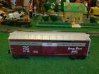LIONEL TRAINS NO. 9404 NICKEL PLATE ROAD BOX CAR - VERY NICE