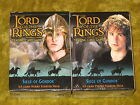 Siege of Gondor starter decks NEW Lord of the Rings CCG Decipher LOTR TCG