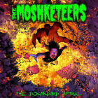 THE MOSHKETEERS - The Downward Spiral CD Christian Thrash Metal, Ultimatum, NEW