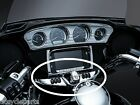 KURYAKYN CHROME SWITCH PANEL ACCENT 7283  HARLEY TOURING BIKES 2014 AND UP