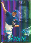 1997 Fleer Flair Showcase ROGER CLEMENS Row 2 Legacy Collection SP # 100