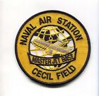 NAS NAVAL AIR STATION CECIL FIELD FL NAVY BASE SQUADRON PATCH