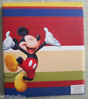 Hallmark Large Post Photo Album  Scrapbook Disney Mickey Mouse NIB Refill Choice