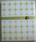 Hallmark Large Post Photo Album Scrapbook B&G Daisies NIB Current Refill Choice