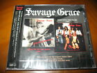 Savage Grace / After The Fall From Grace+Ride Into The Night JAPAN NEW Rare!!!!!