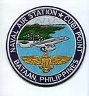 NAS CUBI POINT PHILIPPINES NAVAL AIR STATION NAVY BASE SQUADRON PATCH