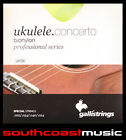 CONCERT UKULELE STRINGS GALLI BIONYLON PROFESSIONAL SERIES SUPERB QUALITY