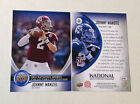 2014 Upper Deck National Promo JOHNNY MANZIEL Texas A&M RC NSCC Convention