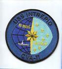 CVA-11 USS INTREPID NAVY AIRCRAFT CARRIER SHIP SQUADRON PATCH