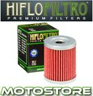 HIFLO OIL FILTER FITS SUZUKI RV125 VAN VAN 2003-2012