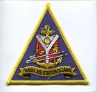 NAS NAVAL AIR STATION OCEANA VA NAVY FIGHTER BASE SQUADRON PATCH
