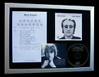 JOHN LENNON Mind Games LTD TOP QUALITY CD FRAMED DISPLAY+EXPRESS GLOBAL SHIPPING