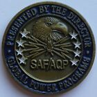 US Air Force Acquisitions Director of Global Power Program's Challenge Coin