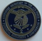 Assistant Secretary of the Air Force for Financial Management Challenge Coin