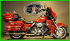 Harley-Davidson : Touring 2013 flhtcu electra glide ultra classic fire fighter red watch our video