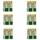 24 x AAA 3A 1350mAh LR03 Ni-MH 1.2V Rechargeable Battery Cell BTY Green