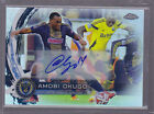 2014 Topps Chrome MLS Soccer Cards 33