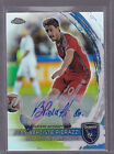 2014 Topps Chrome MLS Soccer Cards 36