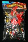 BMC 27 Roman Army 'SPQR' Toy Soldier Playset with Mounted & Standing Soldiers