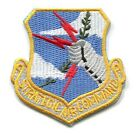 SAC STRATEGIC AIR COMMAND USAF BOMBER SQUADRON PATCH
