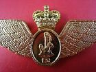 AUSTRALIAN NAVY AVIATION FIGHTER CONTROL WINGS BADGE ABN EARLY WARNING