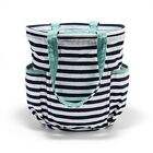 Thirty one Retro Metro Shopping shoulder tote Bag in Nave Wave new 31 gift