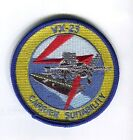 VX-23 SALTY DOGS F-35  B JSF CARRIER SUITABILITY NAVY FLIGHT TEST SQUADRON PATCH