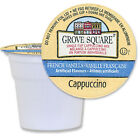 Grove Square Cappuccino French Vanilla 24 Single Serve Cup Keurig K-cups