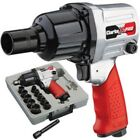 """Clarke X-Pro CAT132 13pc ½"""" Twin Hammer Air Impact Wrench Kit"""