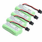 4X 800mAh Home Phone Battery for Uniden BT-1008 BT1008 BT-1008 BT-1016 BT1016