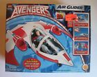 NEW SEALED Marvel Avengers Animated United They Stand AIR GLIDER Toy Biz 18