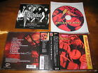 Heretic / Breaking Point JAPAN Metal Church Reverend Rare!!!!! T-A2