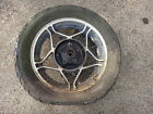 Honda CX650 CX 650 C Rear Wheel Rim Tire Hub