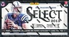 2 BOX LOT 2013 PANINI SELECT HOBBY SEALED FOOTBALL