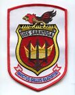 CV-60 CVA-60 USS SARATOGA NAVY AIRCRAFT CARRIER SHIP SQUADRON PATCH