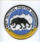 46th TFS USAF TAC FIGHTER SQUADRON PATCH