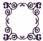 LIFESTYLE CRAFTS QUICKUTZ WHIMSICAL FRAME DIE DR0312 NIP