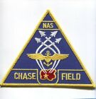 NAS NAVAL AIR STATION CHASE FIELD FL NAVY BASE SQUADRON PATCH