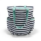 Thirty one Retro Metro Shopping shoulder tote Bag in Nave Wave new 31 gift i