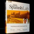 NEW INSTANT IMMERSION SPANISH Language 11 CD's + Book + Carrying Case SEALED SET