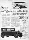 1926 Paige & Jewett New-Day Six Antique Motor Car Automobile Transportation Ad